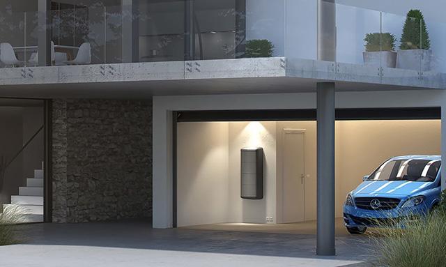 Mercedes enargy ecco la nuova batteria per la casa - Batteria per casa ...